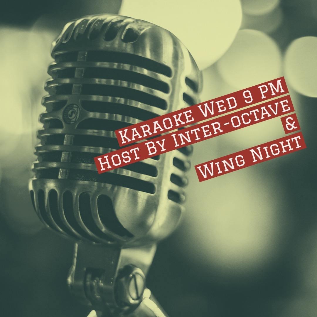 Karaoke Wed Night